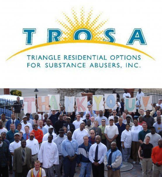 TROSA Transitional House